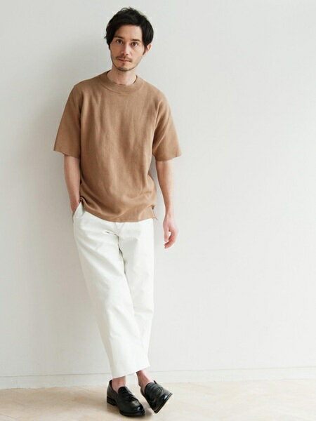 UNITED ARROWS green label relaxing ニットのコーディネート