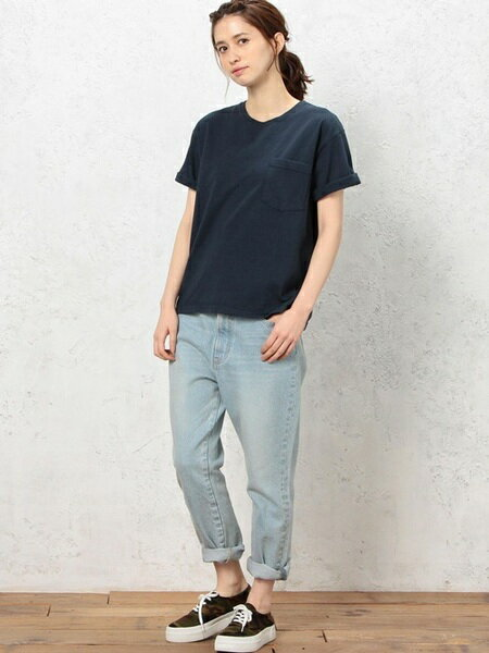UNITED ARROWS green label relaxing カットソーのコーディネート