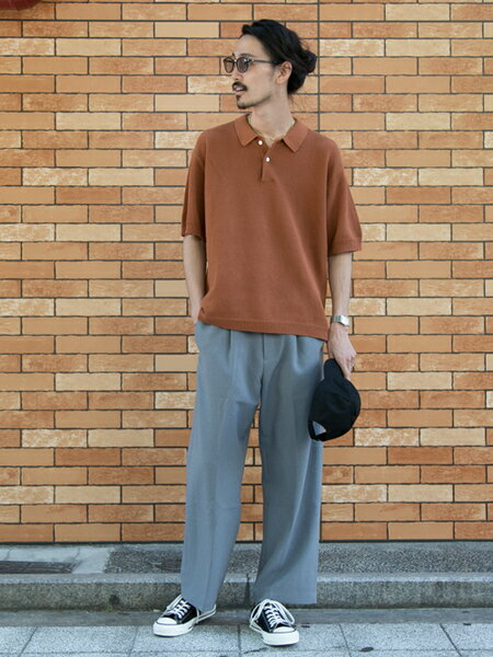 URBAN RESEARCH カットソーのコーディネート