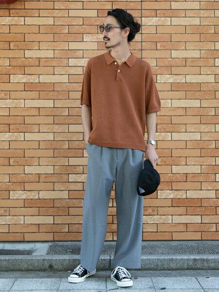 URBAN RESEARCHさんのスニーカー/スリッポン「CONVERSE キャンバスオールスターJ OX」を使ったコーディネートを紹介します。|ファッション通販楽天ブランドアベニュー(旧スタイライフ Stylife)10403