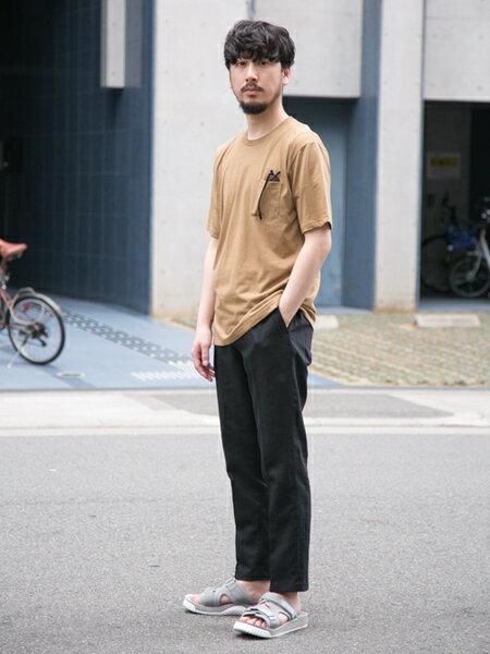 URBAN RESEARCH パンツ/ジーンズのコーディネート