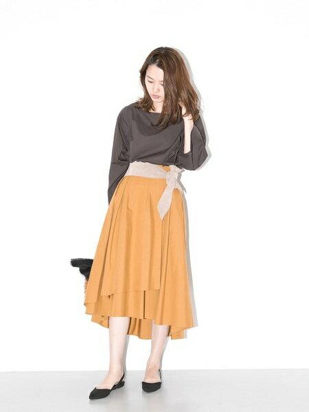 URBAN RESEARCH スカートのコーディネート