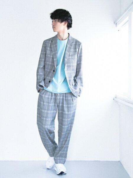 URBAN RESEARCHさんのパンツその他「WASHABLE TRAVEL EASY PANTS」を使ったコーディネートを紹介します。 ファッション通販楽天ブランドアベニュー(旧スタイライフ Stylife)20512