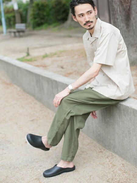 URBAN RESEARCHさんのサンダル/ミュール「OKABASHI COPENHAGEN」を使ったコーディネートを紹介します。|ファッション通販楽天ブランドアベニュー(旧スタイライフ Stylife)23757
