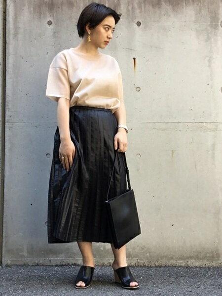 URBAN RESEARCHのコットンリブブラトップタンクを使ったコーディネートを紹介します。|Rakuten Fashion(楽天ファッション/旧楽天ブランドアベニュー)25236