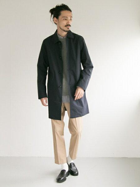 URBAN RESEARCHさんのシャツ/ブラウスその他「トーマスメイソンオーバーシャツ」を使ったコーディネートを紹介します。|ファッション通販楽天ブランドアベニュー(旧スタイライフ Stylife)25775