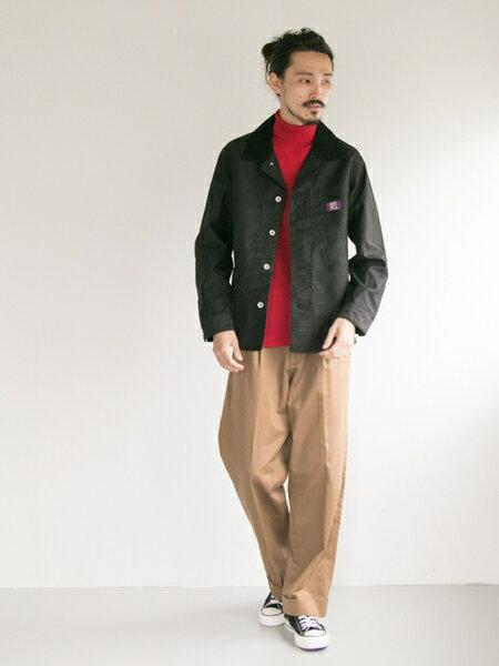 URBAN RESEARCHさんのニットその他「イタリアンウール タートルネック」を使ったコーディネートを紹介します。|ファッション通販楽天ブランドアベニュー(旧スタイライフ Stylife)25776