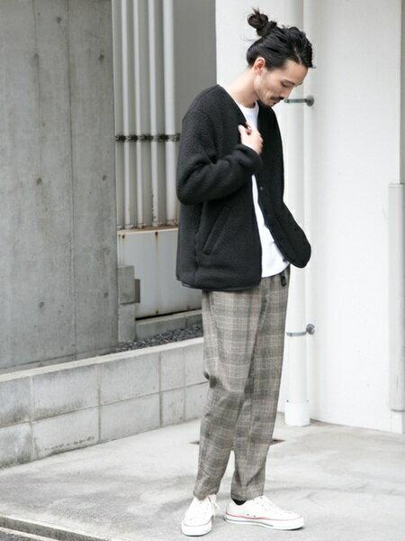URBAN RESEARCHさんのパンツその他「Gramicci×URBAN RESEARCH 別注WASHABLE WOOLLY PANTS」を使ったコーディネートを紹介します。|ファッション通販楽天ブランドアベニュー(旧スタイライフ Stylife)27694
