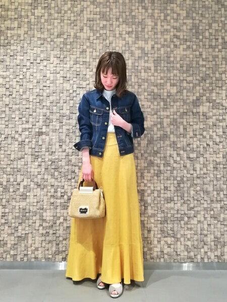 URBAN RESEARCH ROSSOのROSSO×Lee別注デニムGジャンを使ったコーディネートを紹介します。 Rakuten Fashion(楽天ファッション/旧楽天ブランドアベニュー)33077
