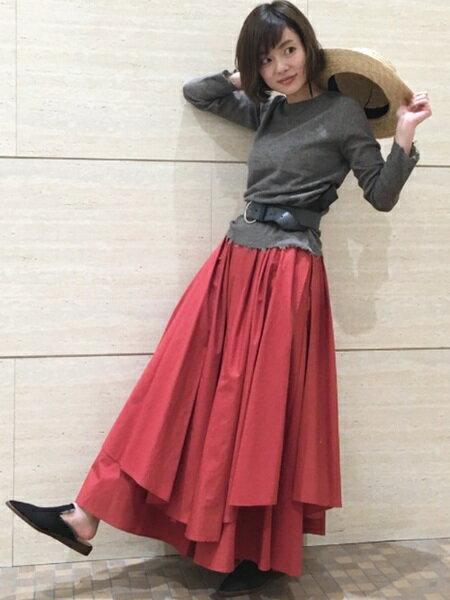 BEAMS WOMENさんの「」を使ったコーディネートを紹介します。|ファッション通販楽天ブランドアベニュー(旧スタイライフ Stylife)7141