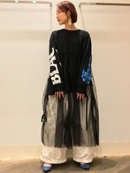 BEAMS WOMENさんの「」を使ったコーディネートを紹介します。|ファッション通販楽天ブランドアベニュー(旧スタイライフ Stylife)7145