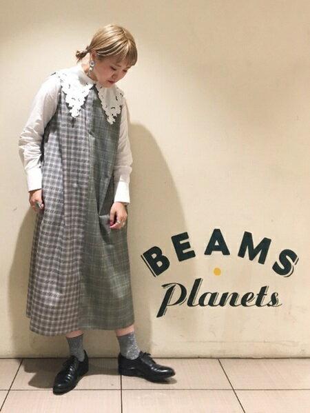 BEAMS WOMENのコーディネート