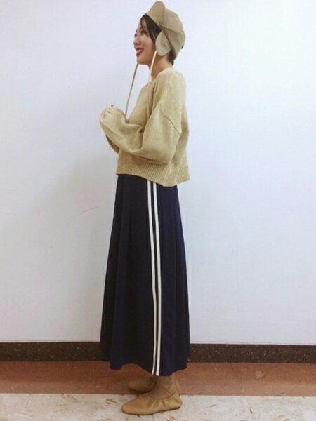 BEAMS WOMEN スカートのコーディネート