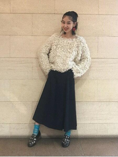 BEAMS WOMENさんの「」を使ったコーディネートを紹介します。|ファッション通販楽天ブランドアベニュー(旧スタイライフ Stylife)13029