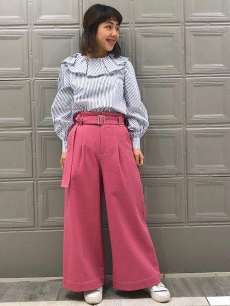 BEAMS WOMENさんの「」を使ったコーディネートを紹介します。|ファッション通販楽天ブランドアベニュー(旧スタイライフ Stylife)19252