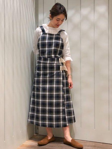 BEAMS WOMENさんの「」を使ったコーディネートを紹介します。|ファッション通販楽天ブランドアベニュー(旧スタイライフ Stylife)19912