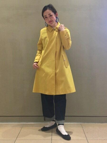 BEAMS WOMENさんの「」を使ったコーディネートを紹介します。|ファッション通販楽天ブランドアベニュー(旧スタイライフ Stylife)20393