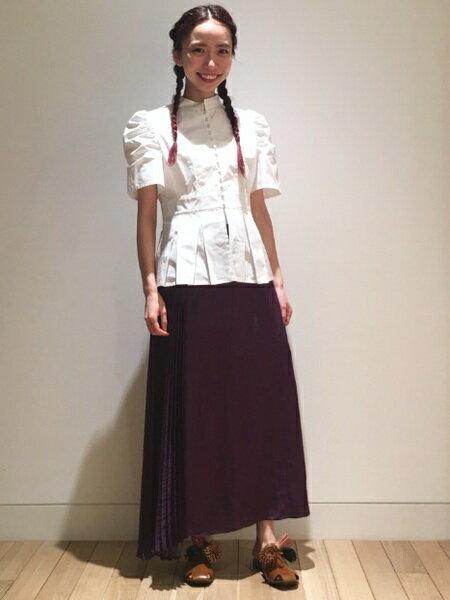 BEAMS WOMENさんの「」を使ったコーディネートを紹介します。|ファッション通販楽天ブランドアベニュー(旧スタイライフ Stylife)20934