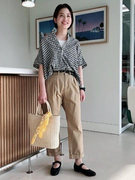 BEAMS WOMENのコーディネートを紹介します。|Rakuten Fashion(楽天ファッション/旧楽天ブランドアベニュー)21114