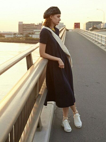 BEAMS WOMENさんのTシャツ「Healthknit × BEAMS BOY / ワッフル ボーダー Tシャツ ビームス ボーイ 半袖」を使ったコーディネートを紹介します。|ファッション通販楽天ブランドアベニュー(旧スタイライフ Stylife)21193