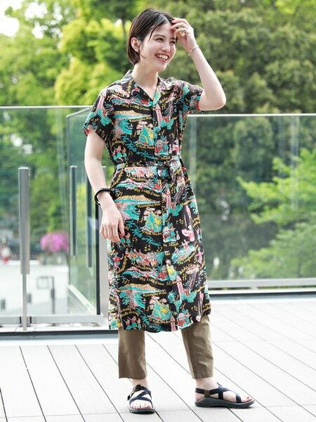 BEAMS WOMENさんのブレスレット「BEAMS BOY / ラウンド バングル ビームスボーイ ブレスレット アクセサリー」を使ったコーディネートを紹介します。|ファッション通販楽天ブランドアベニュー(旧スタイライフ Stylife)21289