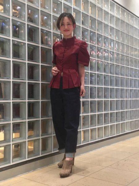 BEAMS WOMENさんの「」を使ったコーディネートを紹介します。|ファッション通販楽天ブランドアベニュー(旧スタイライフ Stylife)21453