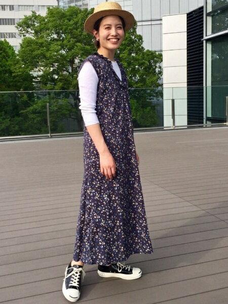 BEAMS WOMENのCONVERSE × BEAMS BOY / 別注 JACK PURCELL RET / BMを使ったコーディネートを紹介します。|Rakuten Fashion(楽天ファッション/旧楽天ブランドアベニュー)21533