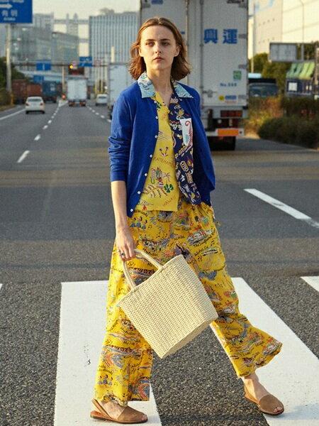 BEAMS WOMENさんのサンダル/ミュール「Pene Menorca Sdl」を使ったコーディネートを紹介します。|ファッション通販楽天ブランドアベニュー(旧スタイライフ Stylife)21857