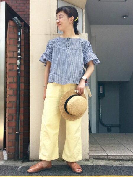 BEAMS WOMENさんの「」を使ったコーディネートを紹介します。|ファッション通販楽天ブランドアベニュー(旧スタイライフ Stylife)22072