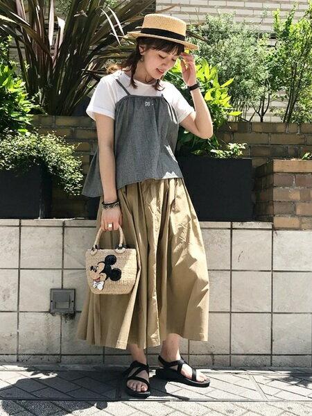 BEAMS WOMENのコーディネートを紹介します。|Rakuten Fashion(楽天ファッション/旧楽天ブランドアベニュー)22076