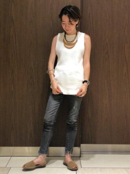 BEAMS WOMENさんの「」を使ったコーディネートを紹介します。|ファッション通販楽天ブランドアベニュー(旧スタイライフ Stylife)24695