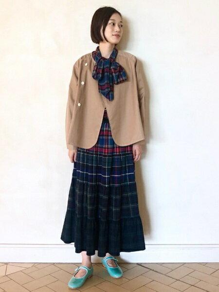 BEAMS WOMENさんの「」を使ったコーディネートを紹介します。|ファッション通販楽天ブランドアベニュー(旧スタイライフ Stylife)25714