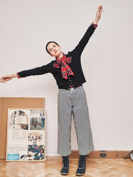 BEAMS WOMENさんのショートブーツ/ブーティー「L.L.Bean × BEAMS / 別注 メイン ハンティング シューズ Women's エルエルビーン BEAMS BOY ビームスボーイ」を使ったコーディネートを紹介します。|ファッション通販楽天ブランドアベニュー(旧スタイライフ Stylife)26259
