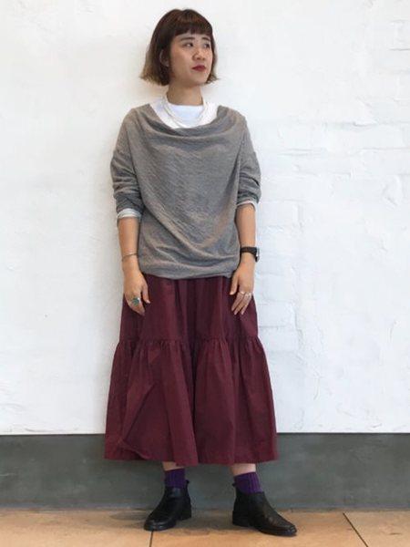 BEAMS WOMENのコーディネートを紹介します。|Rakuten Fashion(楽天ファッション/旧楽天ブランドアベニュー)27097