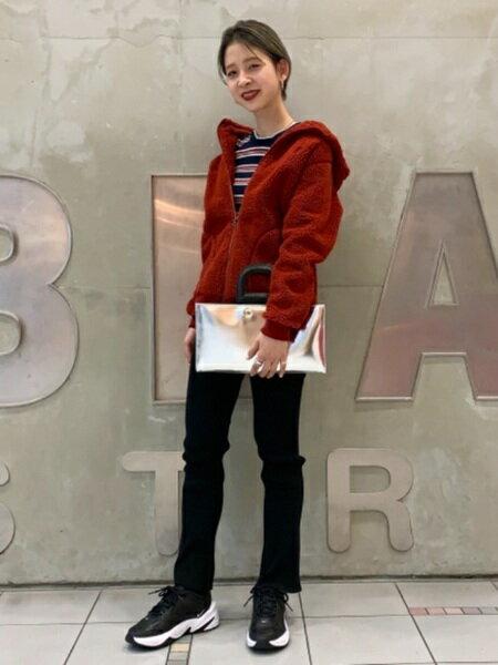 BEAMS WOMENのRay BEAMS High Basic / リブ レギンス レイビームス ビームス beams パンツ レディースを使ったコーディネートを紹介します。|Rakuten Fashion(楽天ファッション/旧楽天ブランドアベニュー)28814