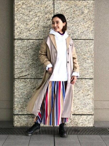 BEAMS WOMENのDr.Martens / PASCAL 8ホール ブーツを使ったコーディネートを紹介します。|Rakuten Fashion(楽天ファッション/旧楽天ブランドアベニュー)31555