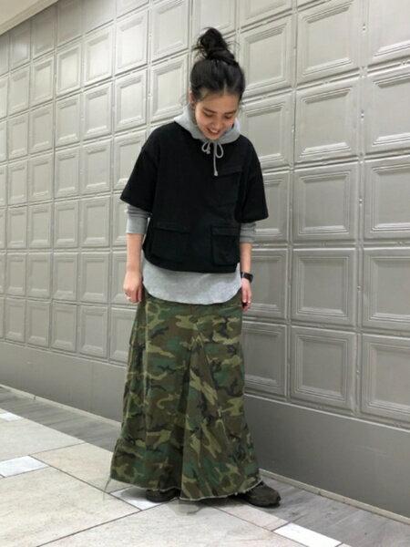 BEAMS WOMENのHealthknit × BEAMS BOY / ワッフル プルオーバー パーカを使ったコーディネートを紹介します。 Rakuten Fashion(楽天ファッション/旧楽天ブランドアベニュー)32821