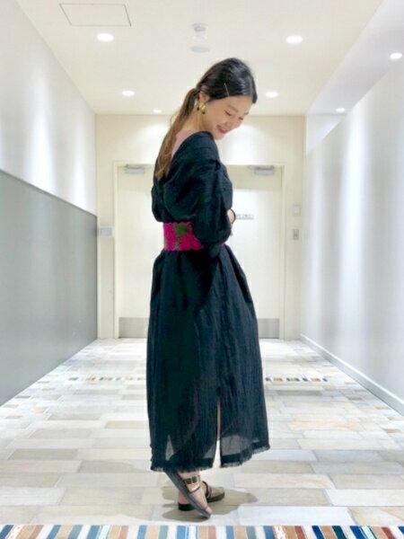 BEAMS WOMENのRay BEAMS / ランダム リブ レース Vネック タンクトップを使ったコーディネートを紹介します。|Rakuten Fashion(楽天ファッション/旧楽天ブランドアベニュー)35778