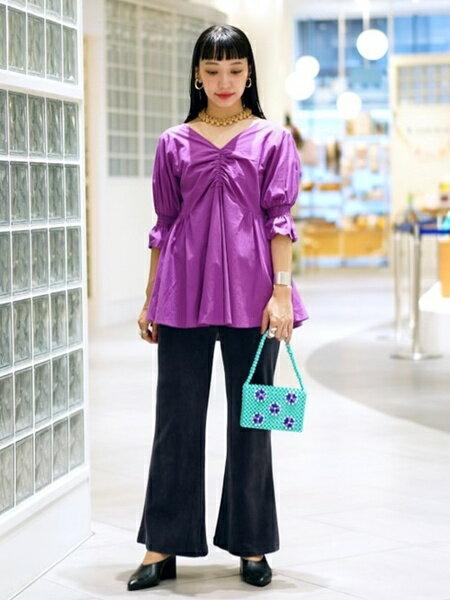 BEAMS WOMENのコーディネートを紹介します。|Rakuten Fashion(楽天ファッション/旧楽天ブランドアベニュー)38696