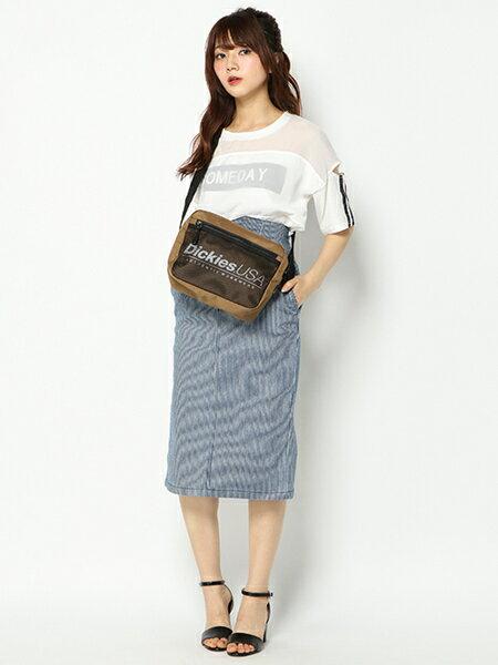VENCE EXCHANGEさんのTシャツ「腕スリットプルオーバー」を使ったコーディネートを紹介します。 ファッション通販楽天ブランドアベニュー(旧スタイライフ Stylife)22894