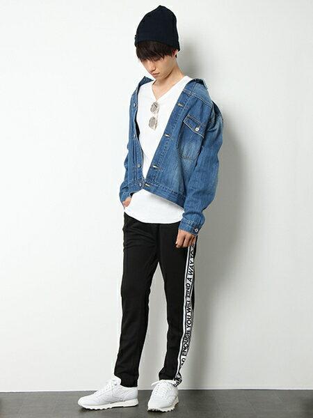 VENCE EXCHANGEさんのブルゾン「デニムGジャン」を使ったコーディネートを紹介します。|ファッション通販楽天ブランドアベニュー(旧スタイライフ Stylife)26841
