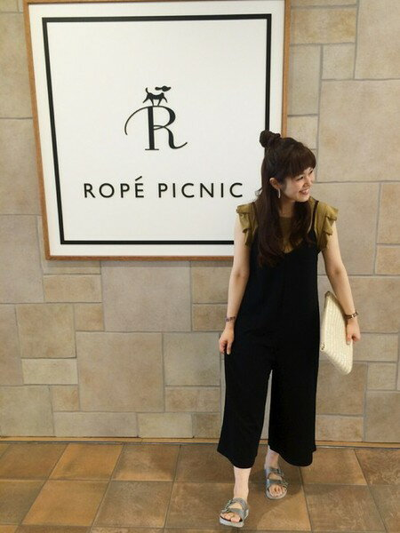 ROPE' PICNIC カットソーのコーディネート
