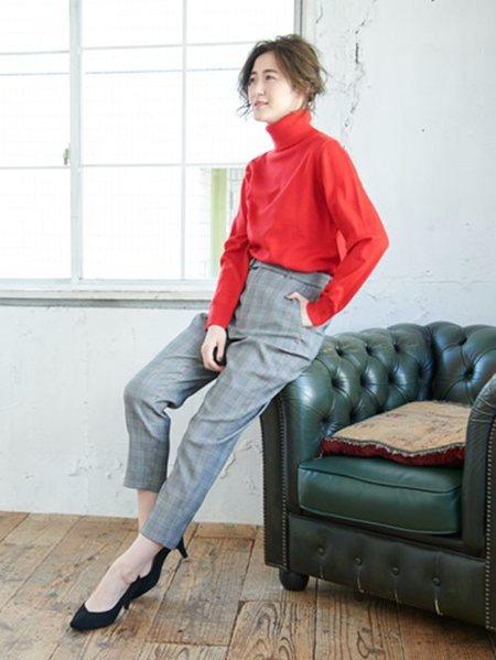 ROPE' PICNICの【WEB限定35-40サイズ】スキップしたくなるパンプスを使ったコーディネートを紹介します。|Rakuten Fashion(楽天ファッション/旧楽天ブランドアベニュー)27945