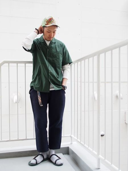 B:MING LIFE STORE by BEAMS カットソーのコーディネート