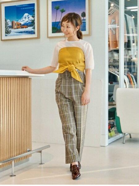 B:MING LIFE STORE by BEAMSさんのドレスシューズ「【VERY4月号掲載】ビーミング by ビームス / タッセルローファー 18SS BEAMS」を使ったコーディネートを紹介します。 ファッション通販楽天ブランドアベニュー(旧スタイライフ Stylife)21552