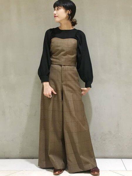 ADAM ET ROPE'のコーディネートを紹介します。|Rakuten Fashion(楽天ファッション/旧楽天ブランドアベニュー)14495