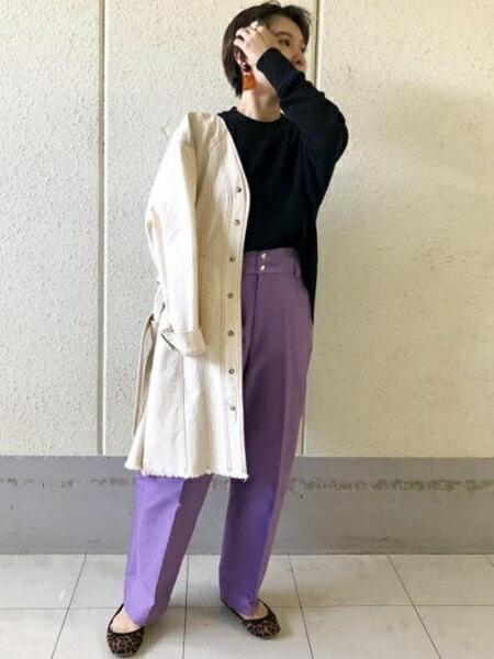 ADAM ET ROPE'のコーディネートを紹介します。|Rakuten Fashion(楽天ファッション/旧楽天ブランドアベニュー)26220