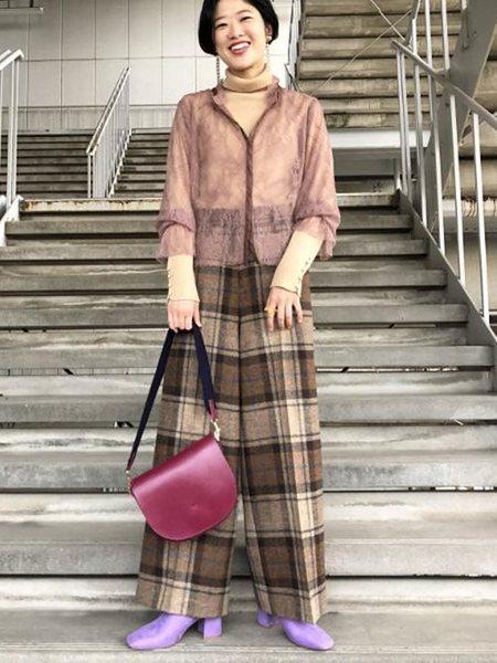 ADAM ET ROPE'のコーディネートを紹介します。|Rakuten Fashion(楽天ファッション/旧楽天ブランドアベニュー)27816