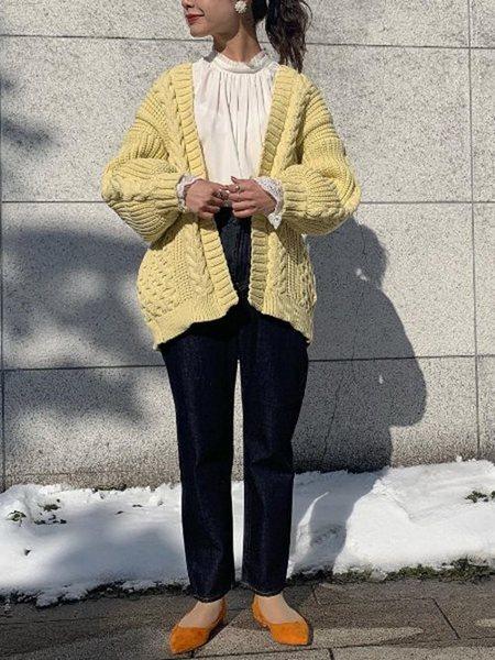 ADAM ET ROPE'の【雑誌掲載】カップインボロネーゼフラットを使ったコーディネートを紹介します。|Rakuten Fashion(楽天ファッション/旧楽天ブランドアベニュー)29913