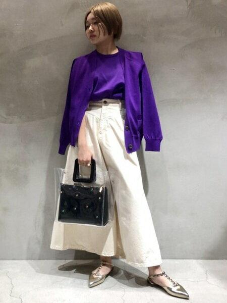 ADAM ET ROPE'のコーディネートを紹介します。|Rakuten Fashion(楽天ファッション/旧楽天ブランドアベニュー)31840